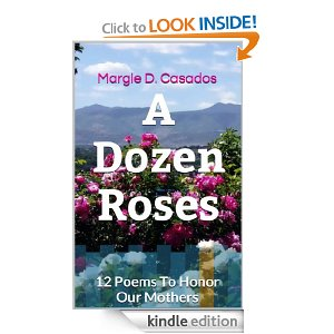 A Dozen Roses Kindle Cover